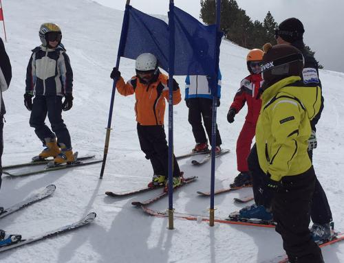 Iniciació a l'esquí