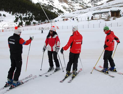 Esquiada amb els teus amics