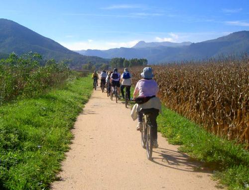 L'essència de la via verda de Girona (+30km)